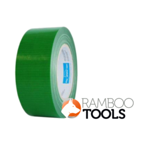 Blue Dolphin Plaster Tape for Smooth Surfaces (Green) 48mm x 50m-0