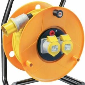 Brennenstuhl Extension Cable Reel Brobusta 40m 110V 2.5-0