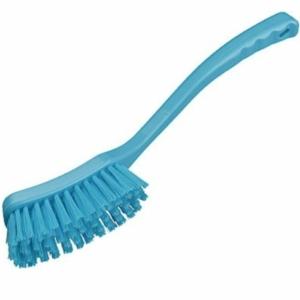 Bucket Churn Brush Long Handle Stiff Bristle-0