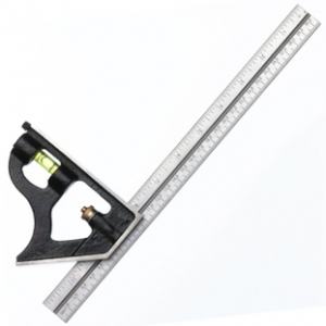 Fisher 12inch Heavy Duty Combination Square-0