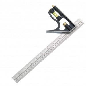 Fisher 12inch 300mm Combination Square-0