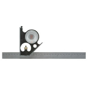 Fisher 12inch Combination Square + Angle Finder-0