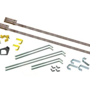 Bricklayers Builders Profiles 2m w/kit - External corner profiles-0