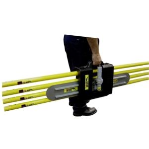 "Gator 48"" Fresno Trowel Kit complete with poles-0"