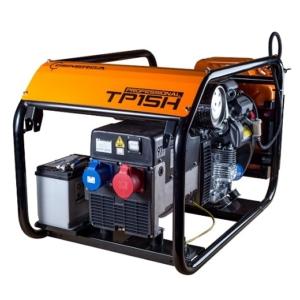 Generator 15kva Three Phase Petrol -0