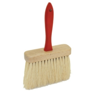 "Kraft BL526 6-1/2""x2""x4"" Jumbo Utility Brush w/Red Hdl-0"