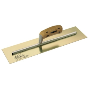 Kraft Elite Series Trowel Golden SS with Cork Handle-0
