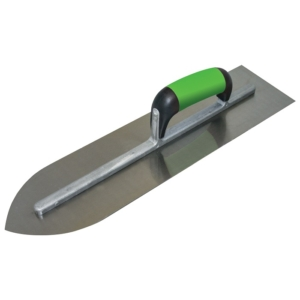 "Kraft HC123 Flooring Trowel 17-3/4""x4-1/2"" with Soft Grip Handle-0"