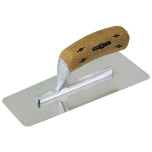 Kraft Elite Series Venetian Trowel Stainless Steel with Cork Hand-0