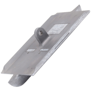Marshalltown 8 X 4 3/8 Zinc Walking Groover-1D X 3/8 Bit-0