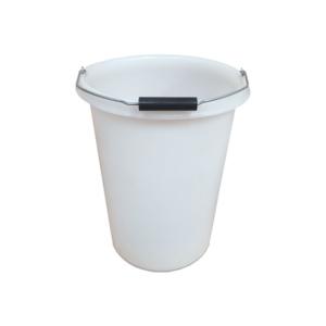 Mr Bucket Man Mixing bucket 30L White Heavy Duty-0