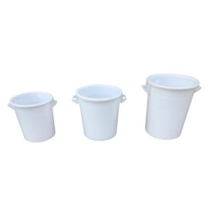 Mr Bucket Man Mixing bucket White-0