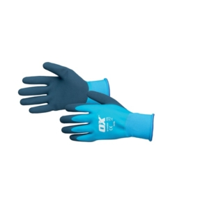 OX Waterproof Latex Gloves-0