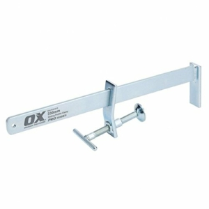OX Pro 330mm Sliding Profile Clamp for Bricklayers-0