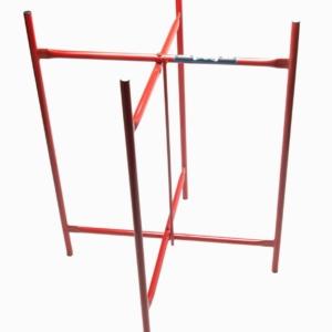 Ramboo Red Mortar Board Stand-0