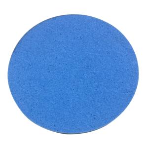 Velcro Sponge Disc Blue Medium-0