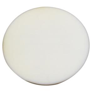 Velcro Sponge Disc White Fine-0