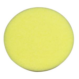 Velcro Sponge Disc Yellow Medium-0