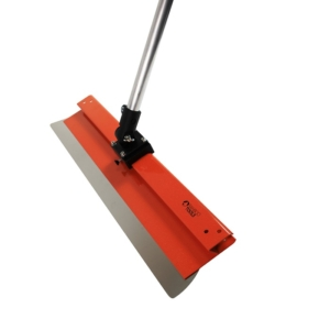 Ramboo Plastering Spatula Complete w/pole & attachment-0