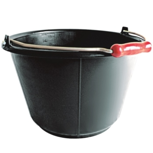 Ramboo 16 Litre Long Lasting Builders Bucket-0
