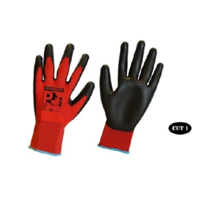 Skin Fit Nitrile Gloves Smooth Pack of 10-0