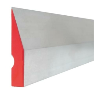 Ramboo Bevelled Feather Edge - Aluminium Plastering Straight Edge -0