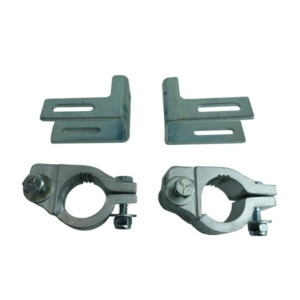 Clamp and bracket kit for single sided SurPro Stilts-0