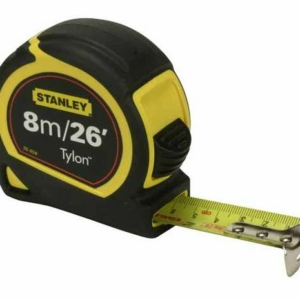 Stanley 8m Measuring Tape-0