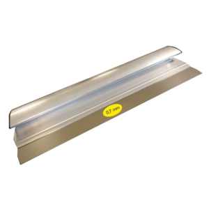 Super Prof Comfort Profile Plastering Spatula 0.7mm Blade-0