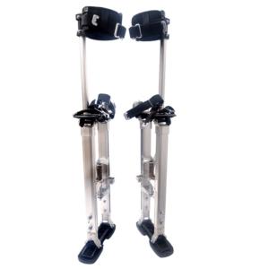 Sur Pro Single Sided Plastering/Drylining Stilts Aluminium -0