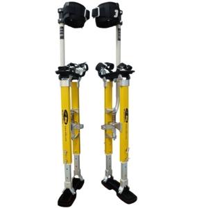 Sur Pro Single Sided Plastering/Drylining Stilts Magnesium-0